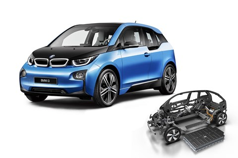 BMW i3: inspiration for EQ