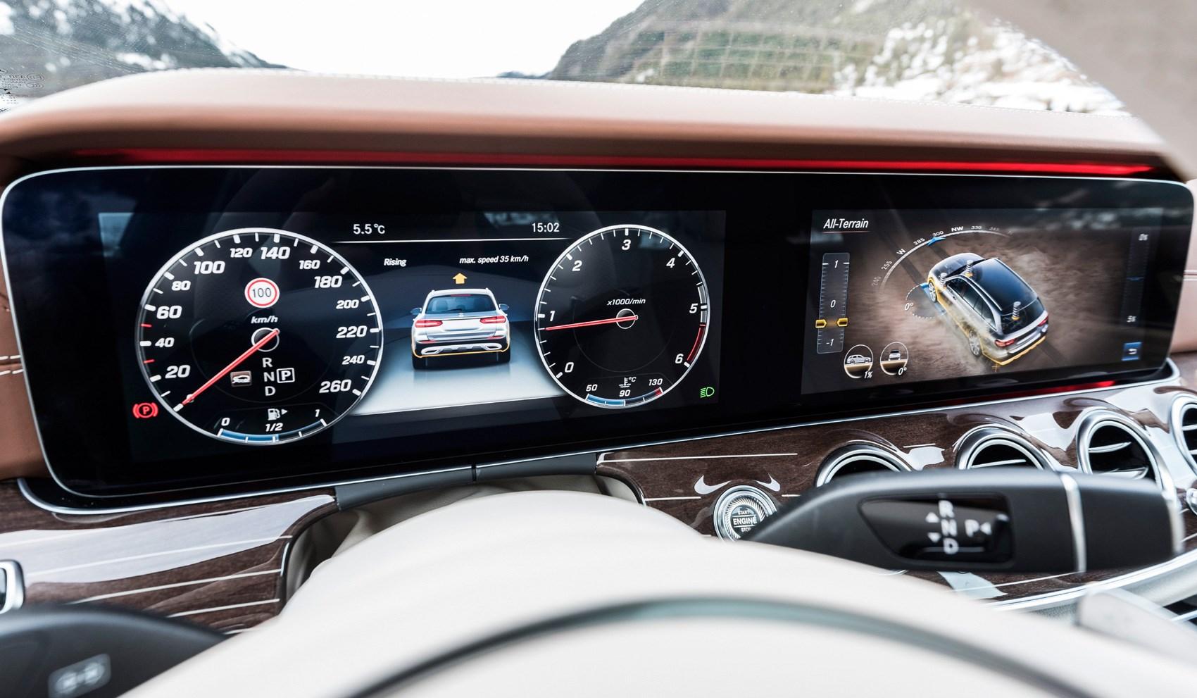 Auto Lease Deals >> Mercedes E-class 350d All-Terrain (2017) review | CAR Magazine