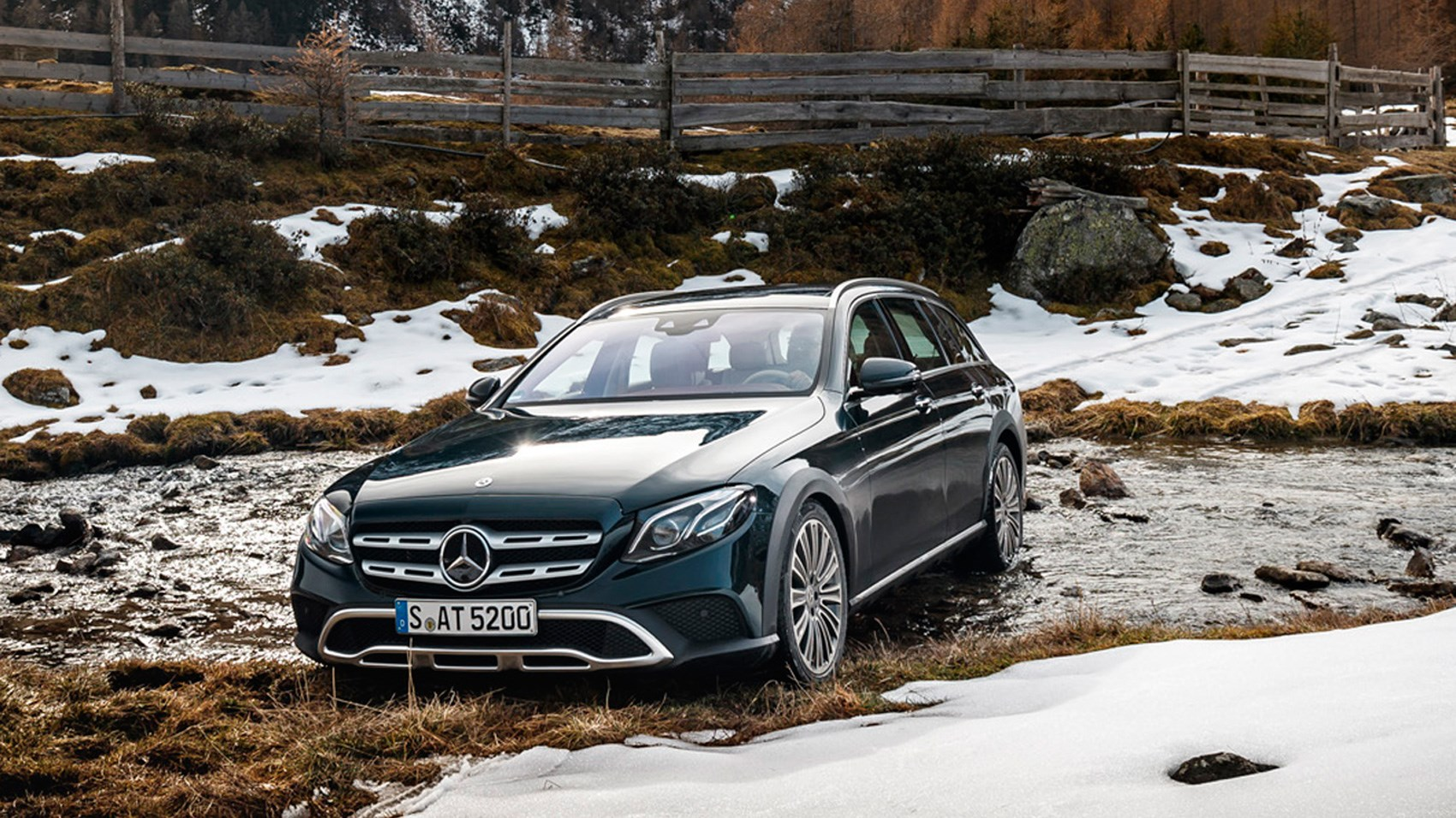 Mercedes E Class 350d All Terrain 2017 Review By Car