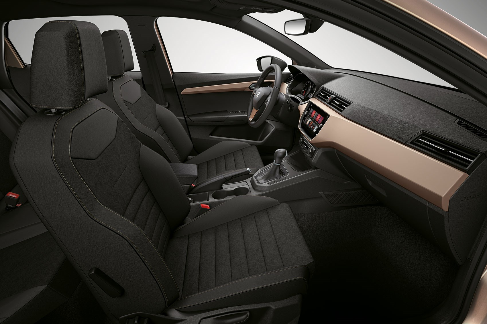 New seat ibiza revealed a little leon for 2017 by car for Interieur seat ibiza cupra