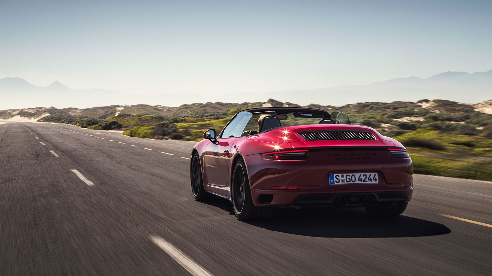 Porsche 911 Carrera Gts Cabriolet 2017 Review Car Magazine