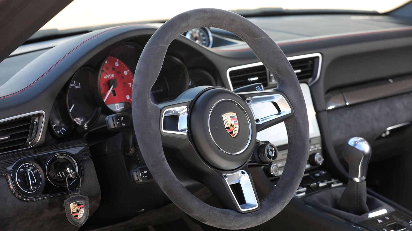 Porsche 991.2 GTS Cabriolet