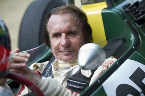 Emerson Fittipaldi: legendary burners
