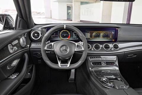 Mercedes E63 estate 2017