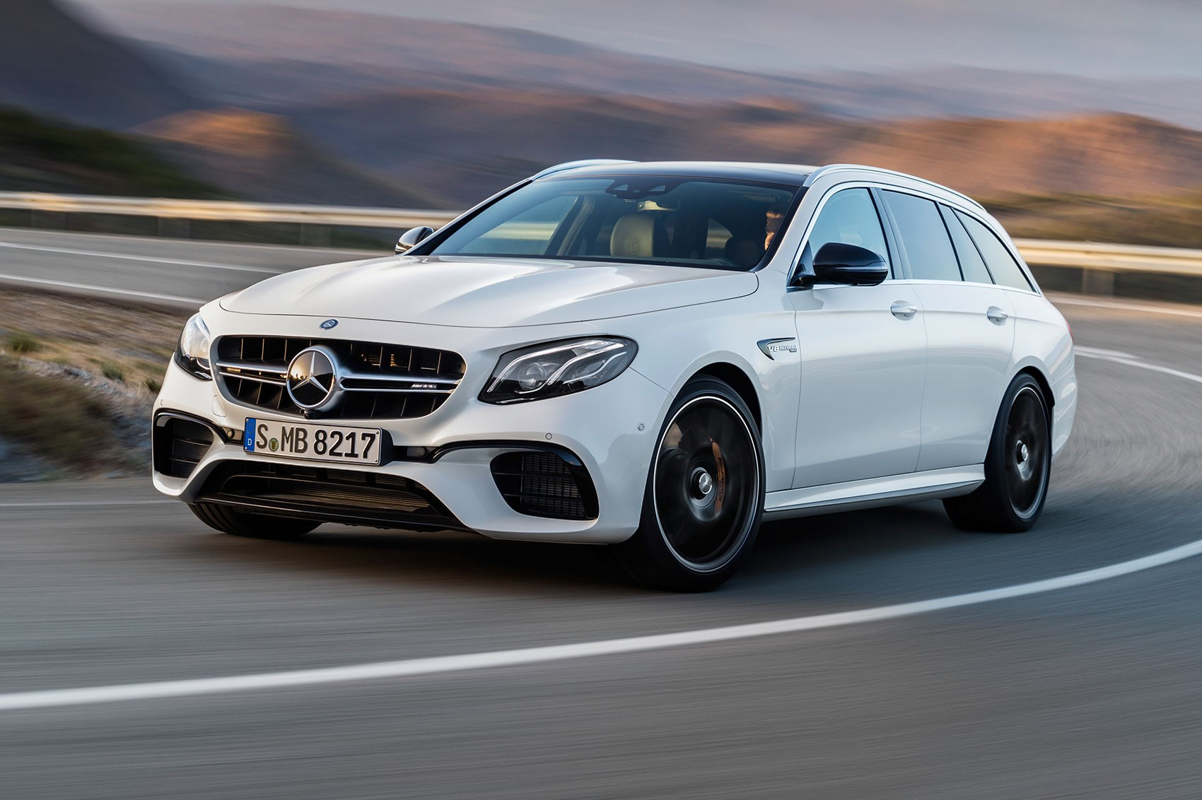 Mercedes amg e63 4matic estate prices revealed for 2017 for Mercedes benz e amg
