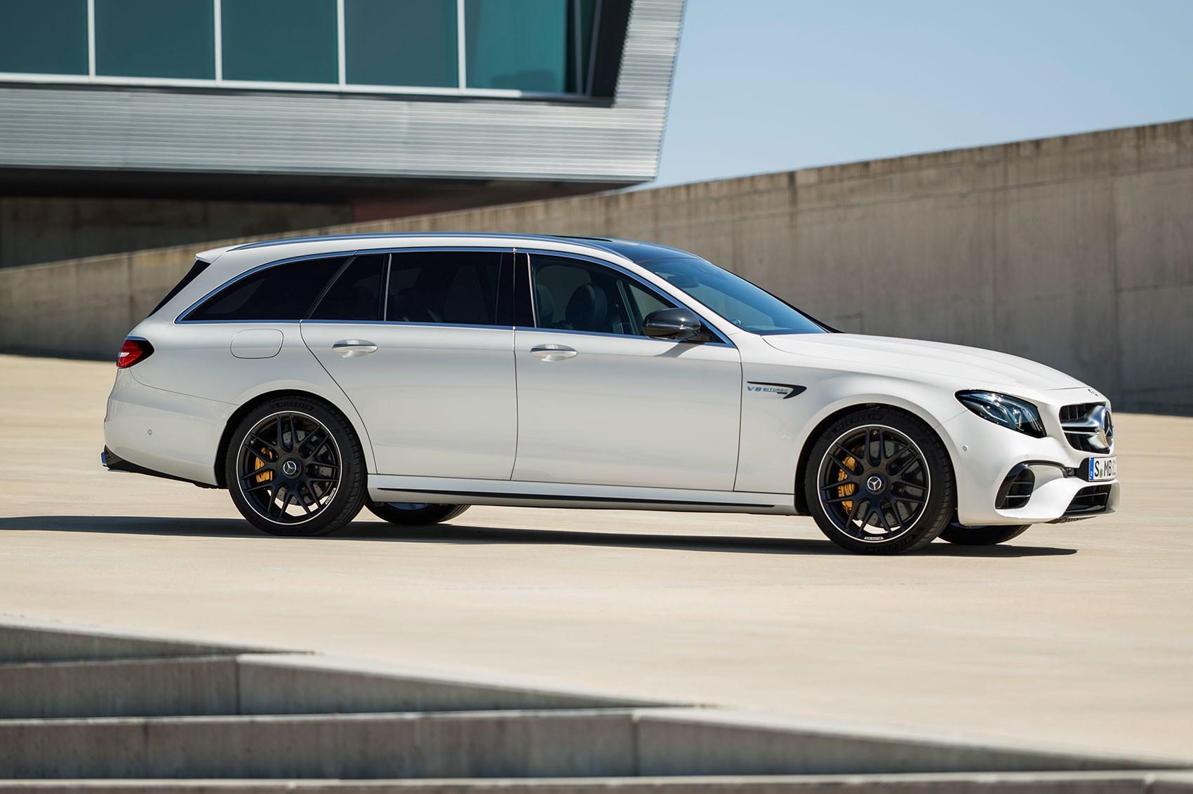 Mercedes amg e63 4matic estate prices revealed for 2017 for Mercedes benz e class e63 amg