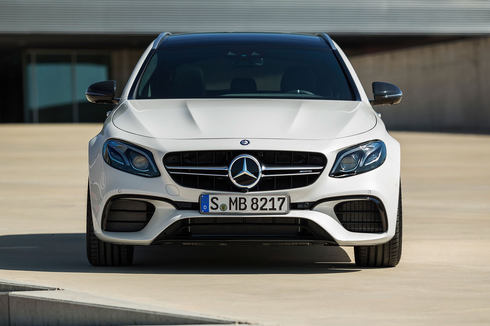 Mercedes amg e63 4matic estate prices revealed for 2017 for Mercedes benz e63 amg price