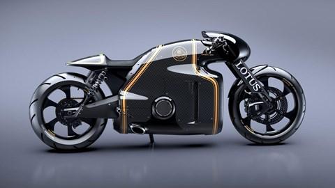 Lotus motorcycle