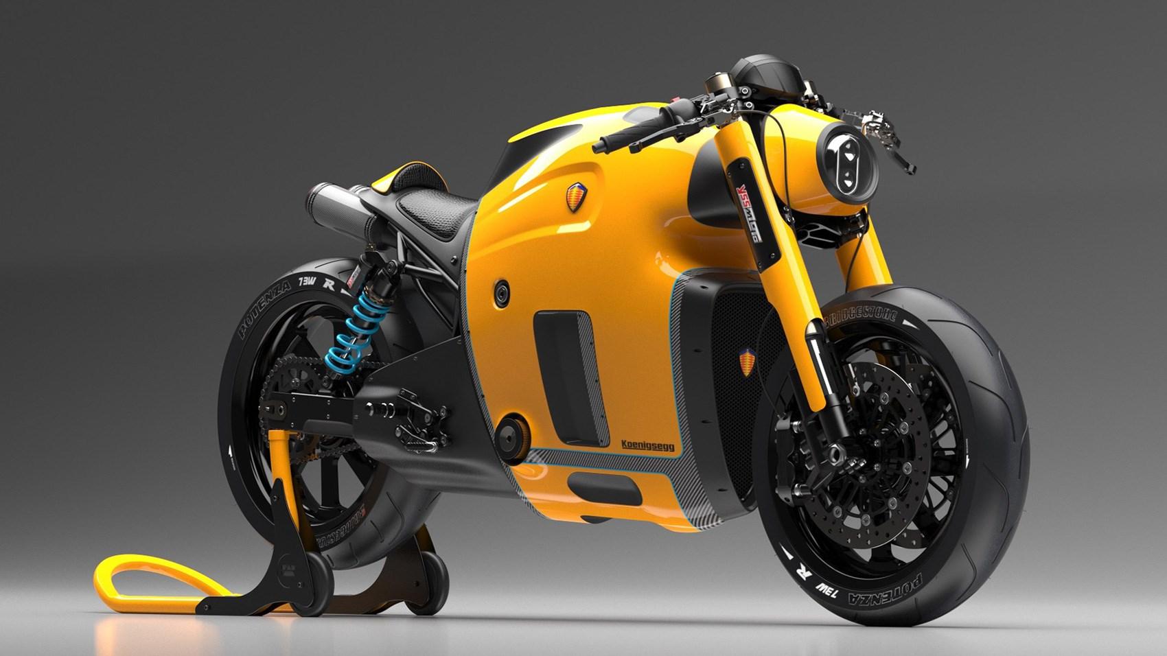 If Koenigsegg made motorcycles… | CAR Magazine