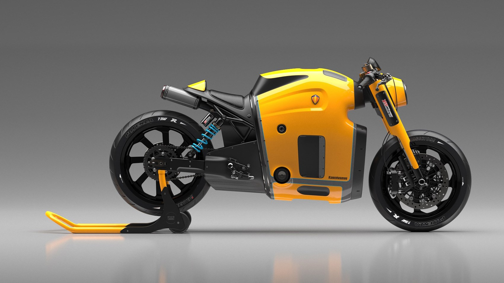If Koenigsegg Made Motorcycles By Car Magazine