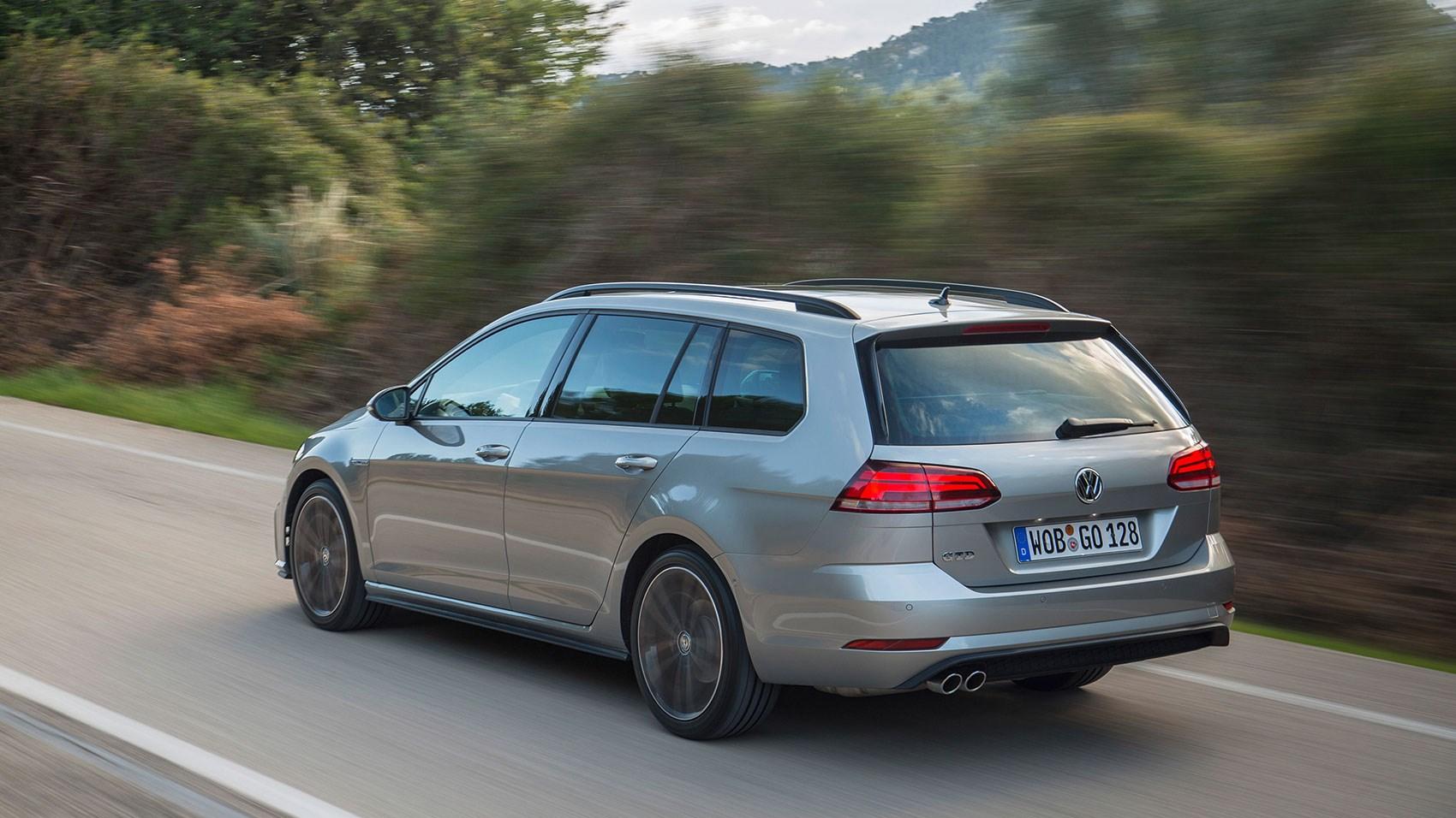 VW Golf GTD Estate (2017) review | CAR Magazine