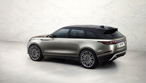 Range Rover Velar: another star at Geneva motor show