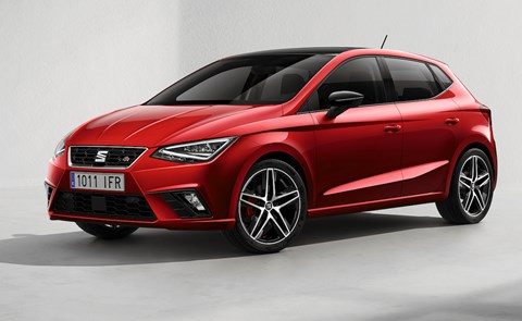 Seat Ibiza: due at the Geneva motor show