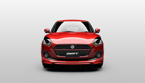 Suzuki Swift: the new 2017 supermini