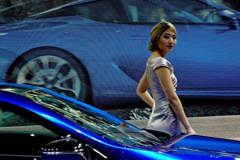 Geneva motor show 2016: a gallery