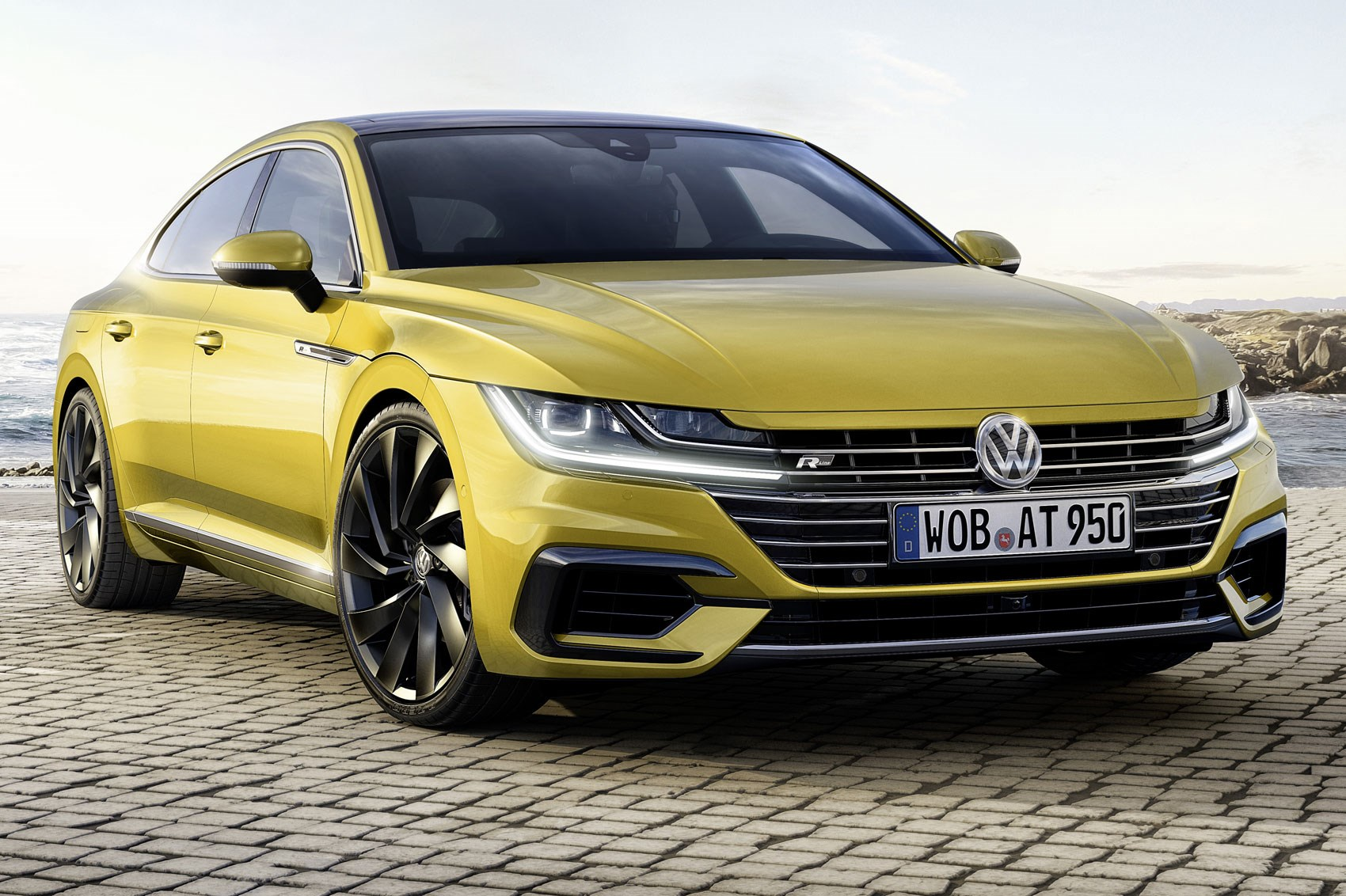 Lot of new cars coming in at moment looking to make some room have a - Vw Arteon Unveiled
