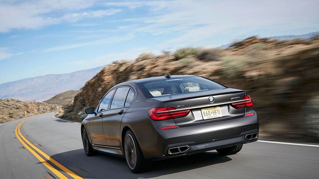 The New BMW 760Li XDrive V12