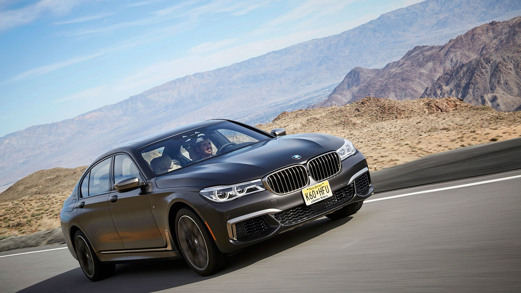 The Latest In A Long Line Of V12 BMW 7 Series