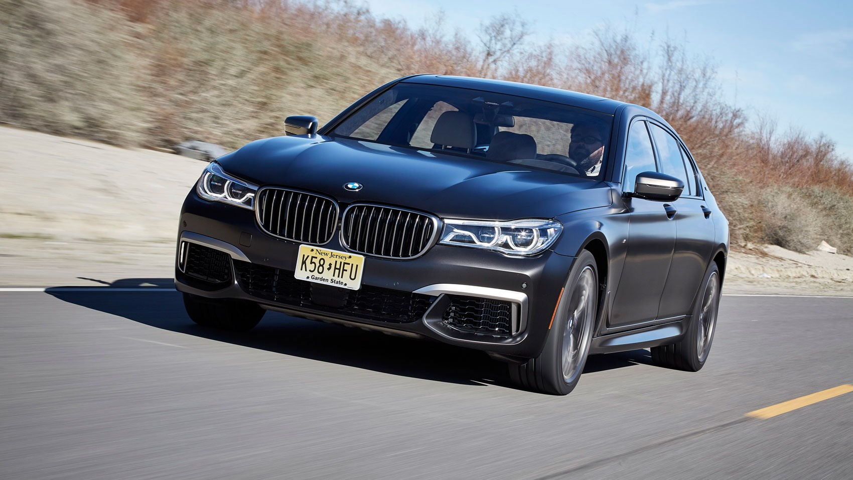 Bmw M760li Xdrive V12 2017 Review Car Magazine