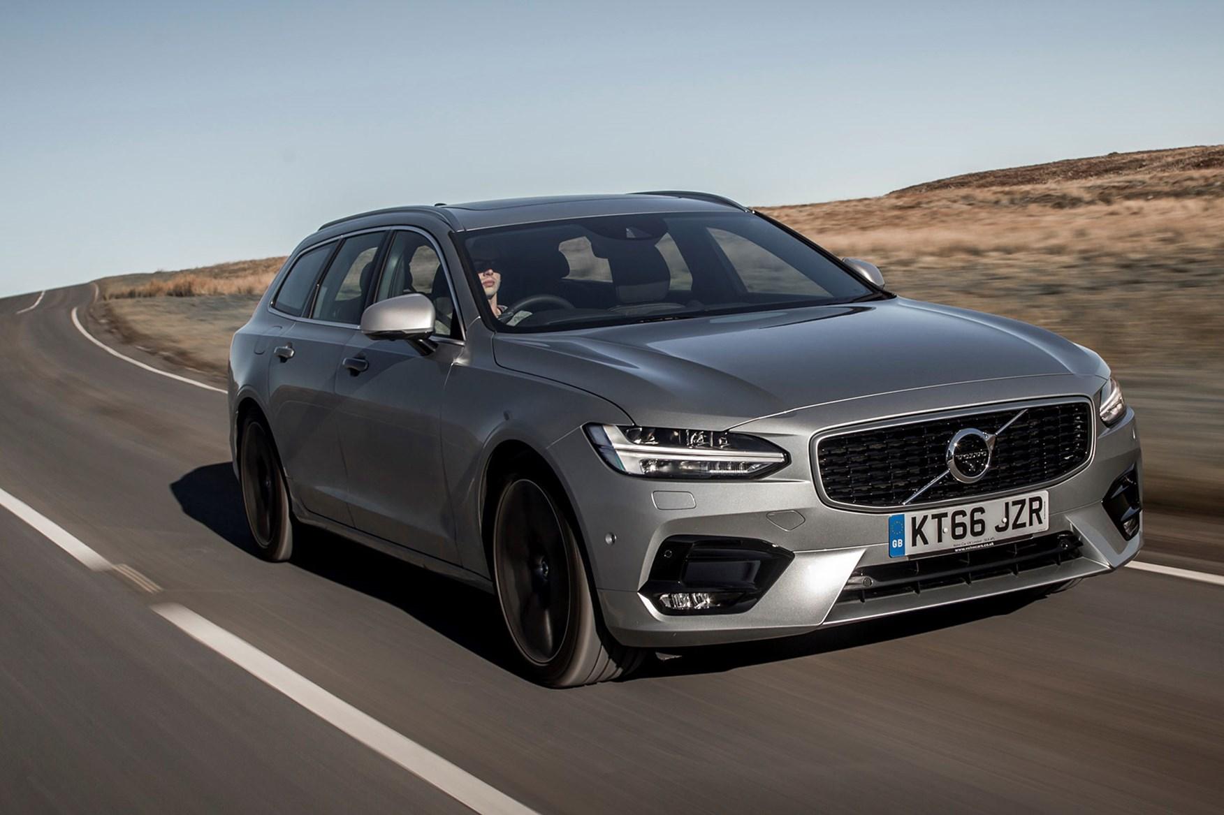 Volvo V90 D5 Powerpulse Awd R Design 2017 Review By Car