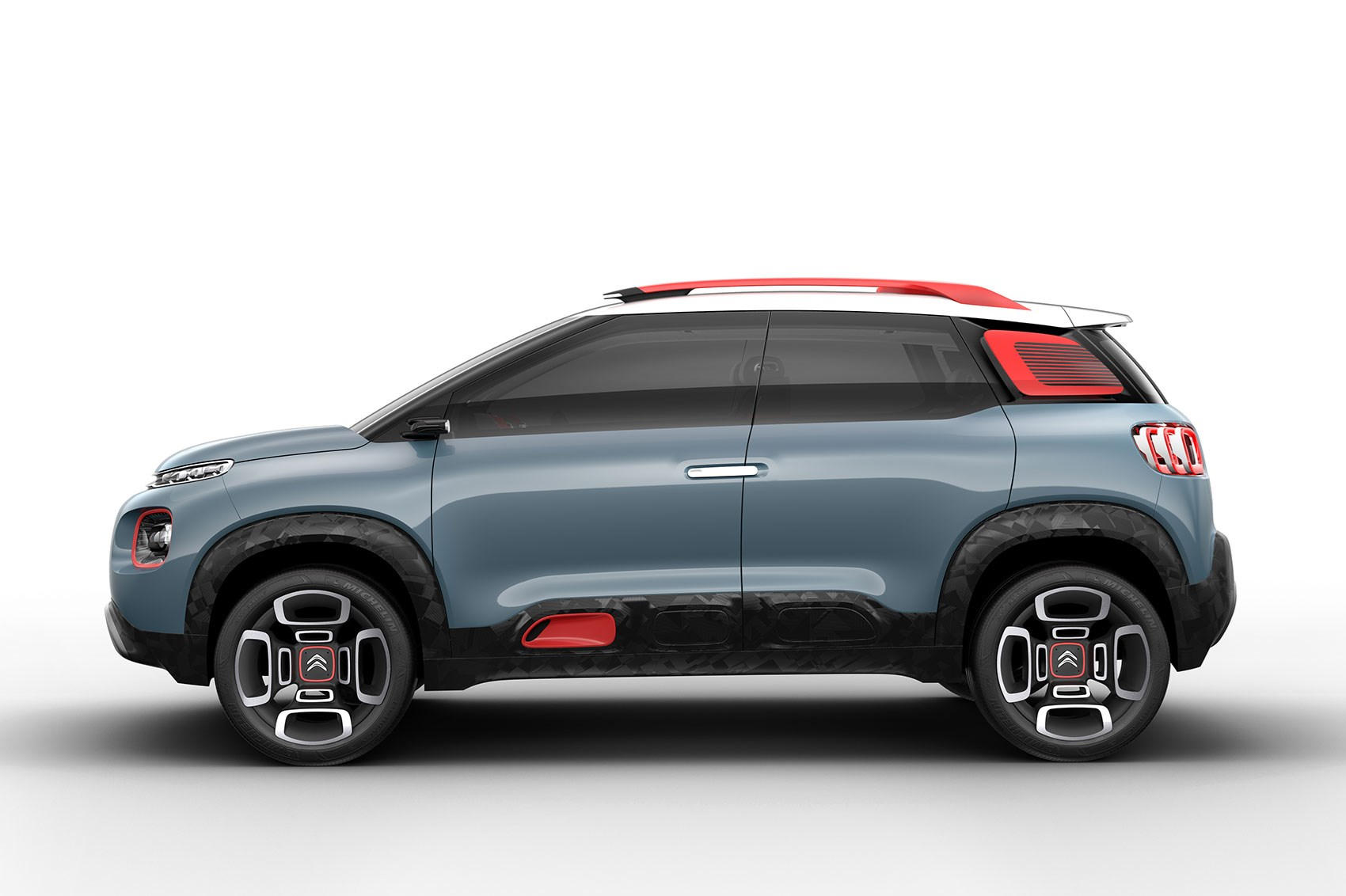Citroen c aircross concept for 2017 geneva show picasso for Interieur lada niva