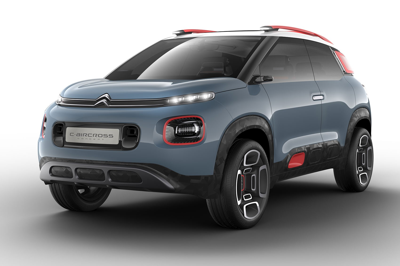 citroen c aircross concept for 2017 geneva show picasso goes off road by car magazine. Black Bedroom Furniture Sets. Home Design Ideas