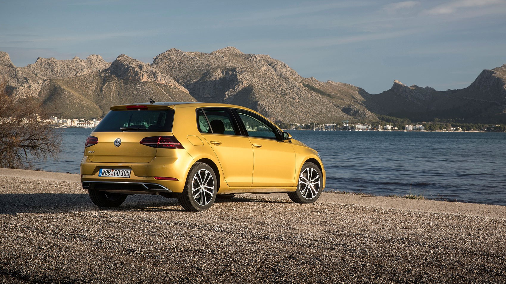 VW Golf 1 5 TSI Evo 150 DSG 2017 review