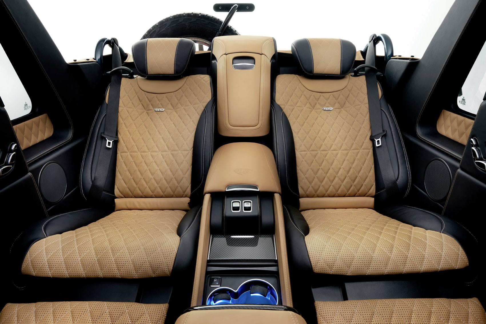 make way! mercedes maybach g650 landaulet | car magazine