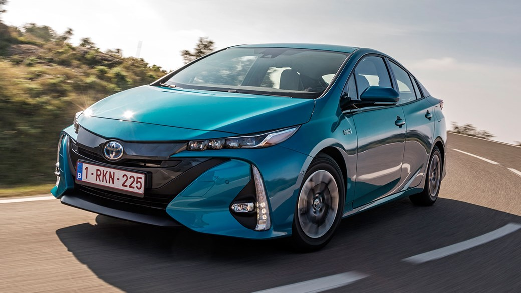 Styling Is Toned Down Compared With Regular, Non Cabled Prius