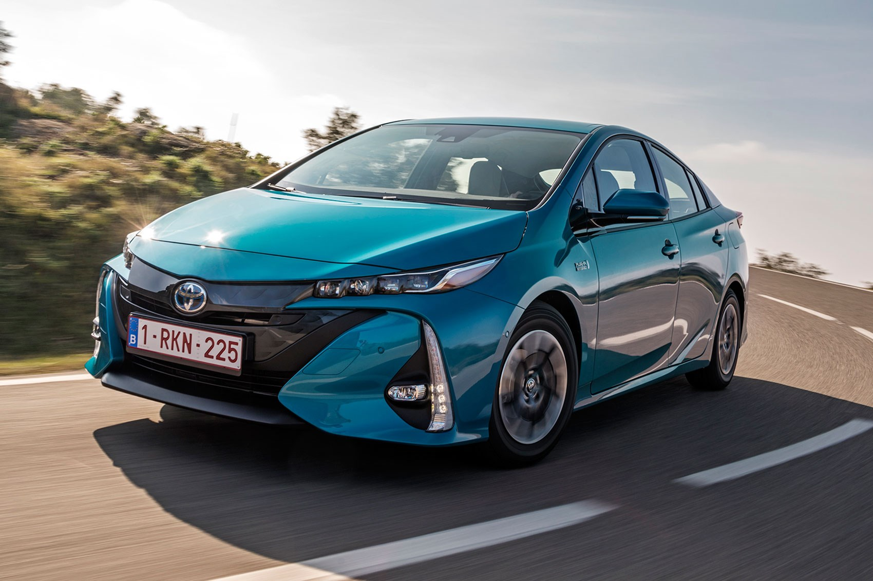 toyota prius plug in 2017 review by car magazine. Black Bedroom Furniture Sets. Home Design Ideas