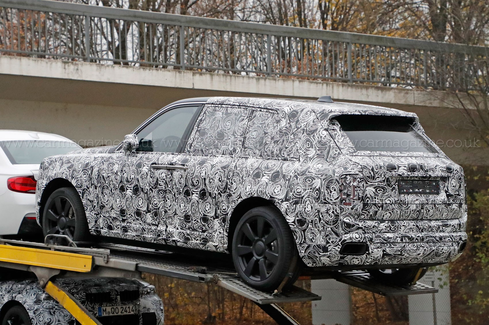 Rolls-Royce Cullinan SUV: closest look yet by CAR Magazine