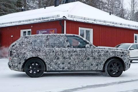 Rolls-Royce 4x4