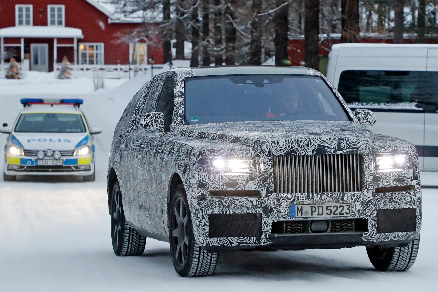 RollsRoyce Cullinan SUV spy photos specs prices by CAR Magazine