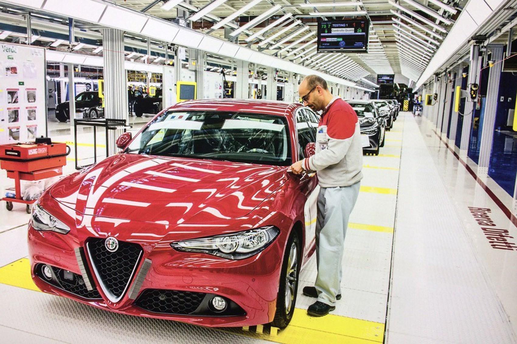 Alfa Romeo Cancels Giulia Sportwagon Plans Car Magazine