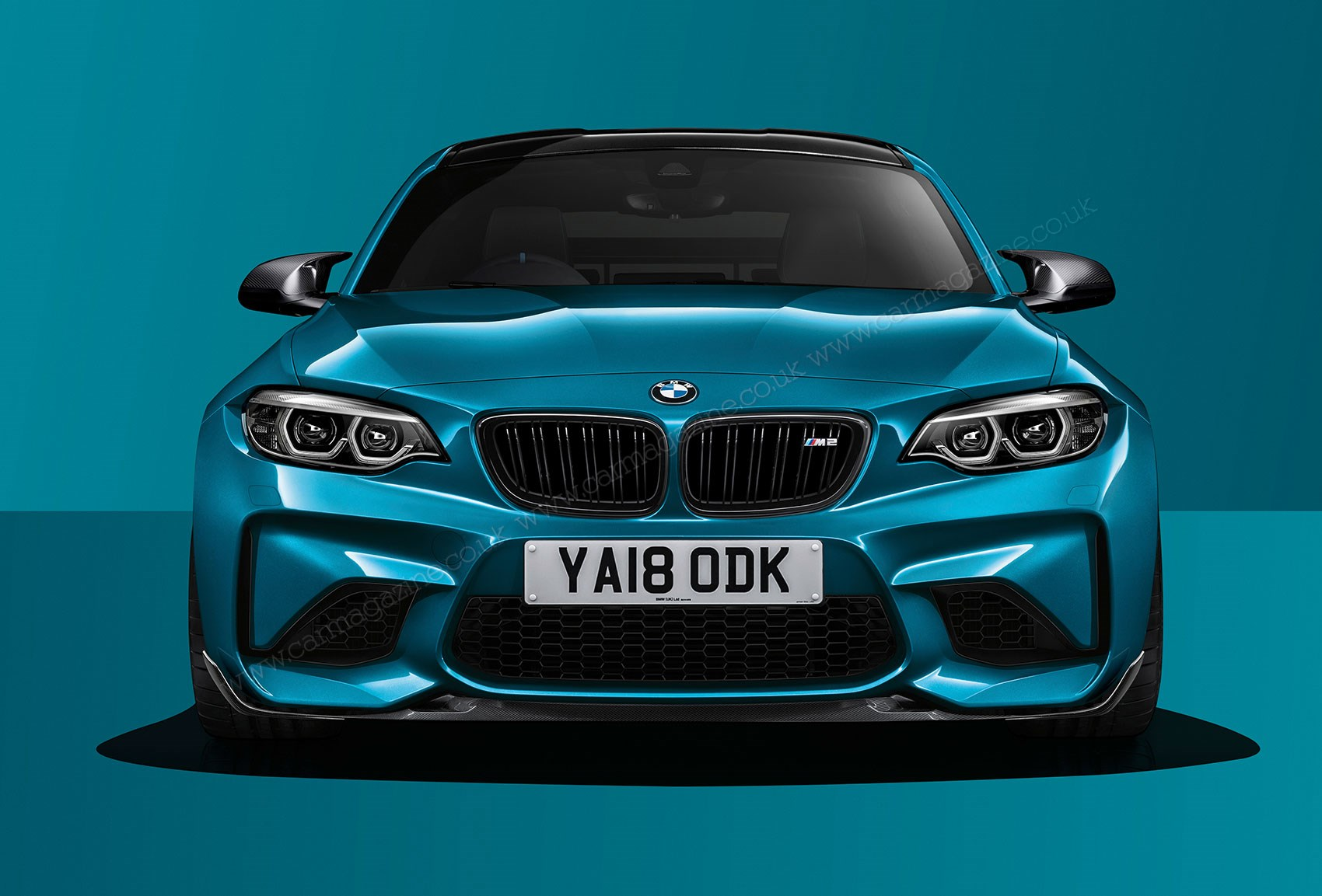 The New 2018 Bmw M2 Cs Car Magazine S Artist Impression