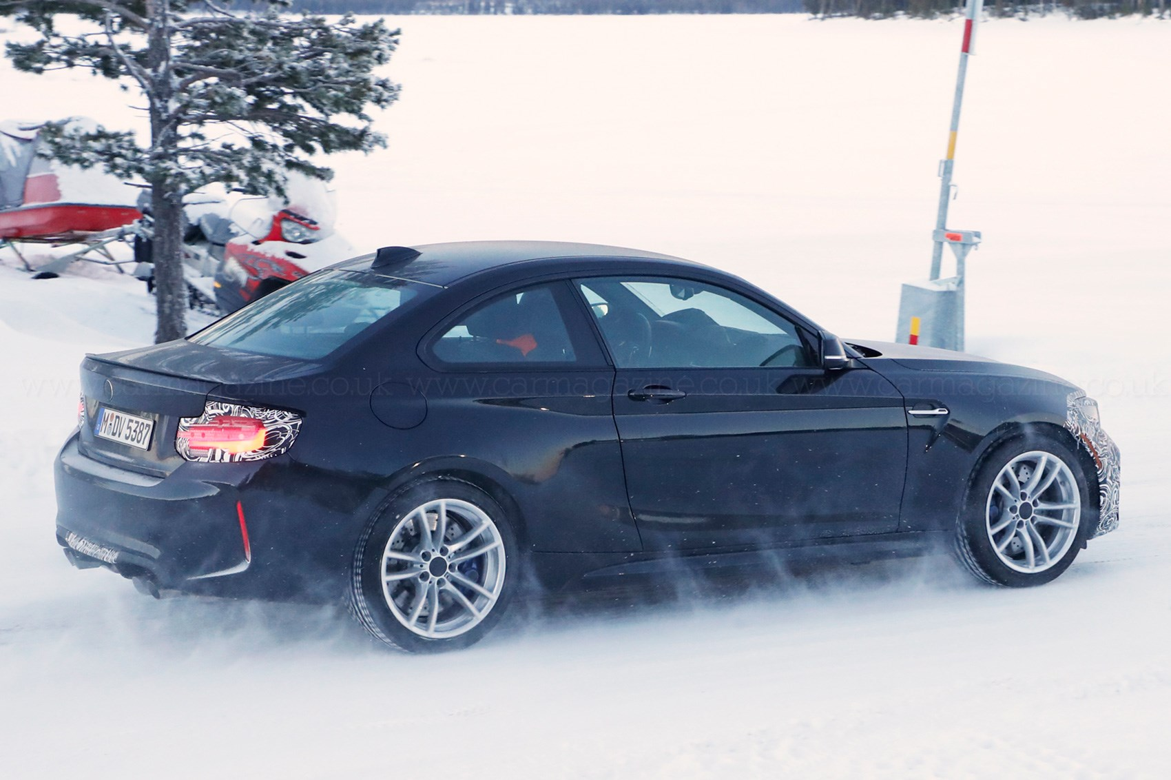 BMW M2 CS for 2017: could this be BMW's best driver's car? | CAR Magazine