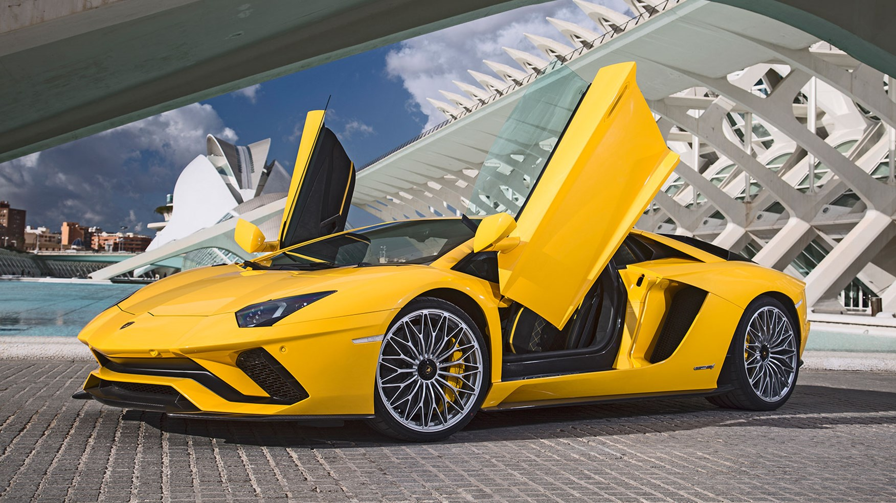 Lamborghini Aventador S 2017 Review By Car Magazine