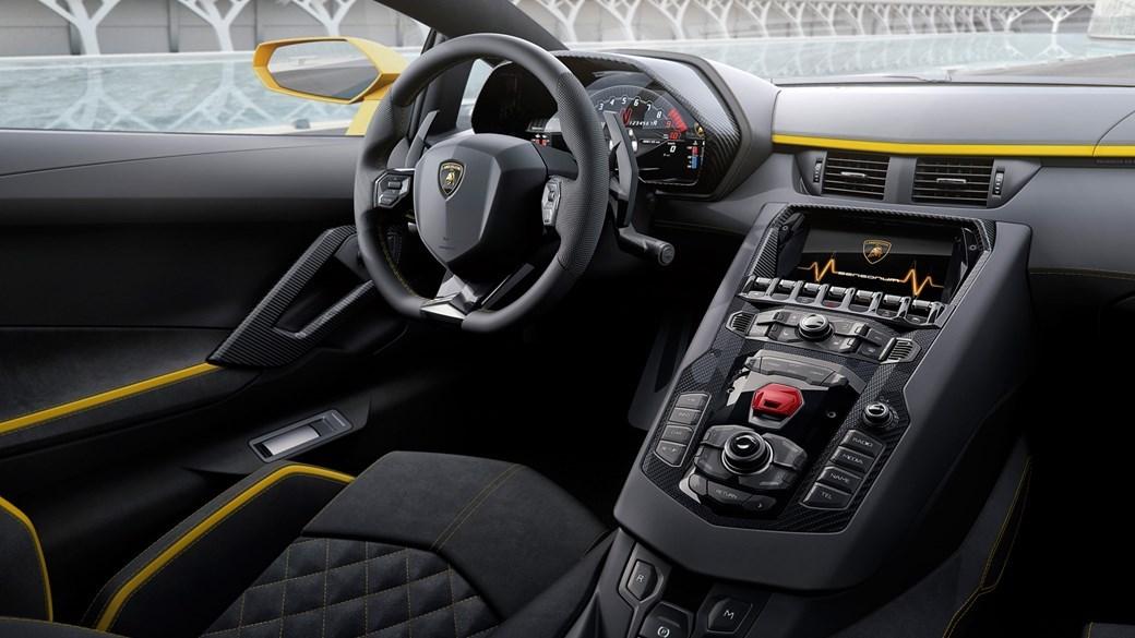 Lamborghini Aventador S 2017 Review Car Magazine