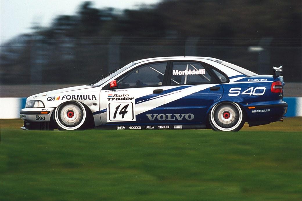 The Car Top 10 Lacklustre Cars Turned Decent Btcc Racers Car Magazine