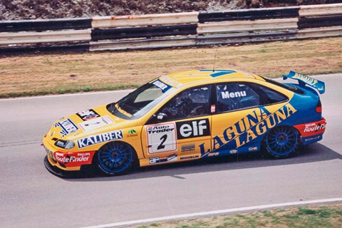 Renault Laguna BTCC