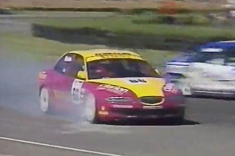 Mazda Xedos BTCC