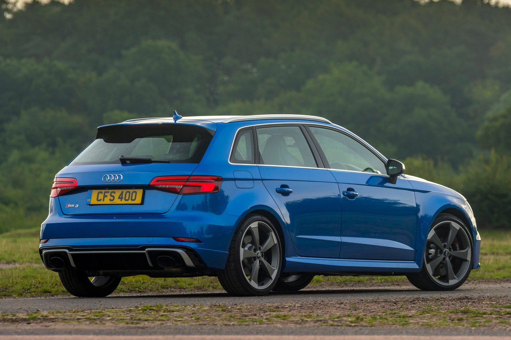 new audi rs3 sportback names its price by car magazine. Black Bedroom Furniture Sets. Home Design Ideas
