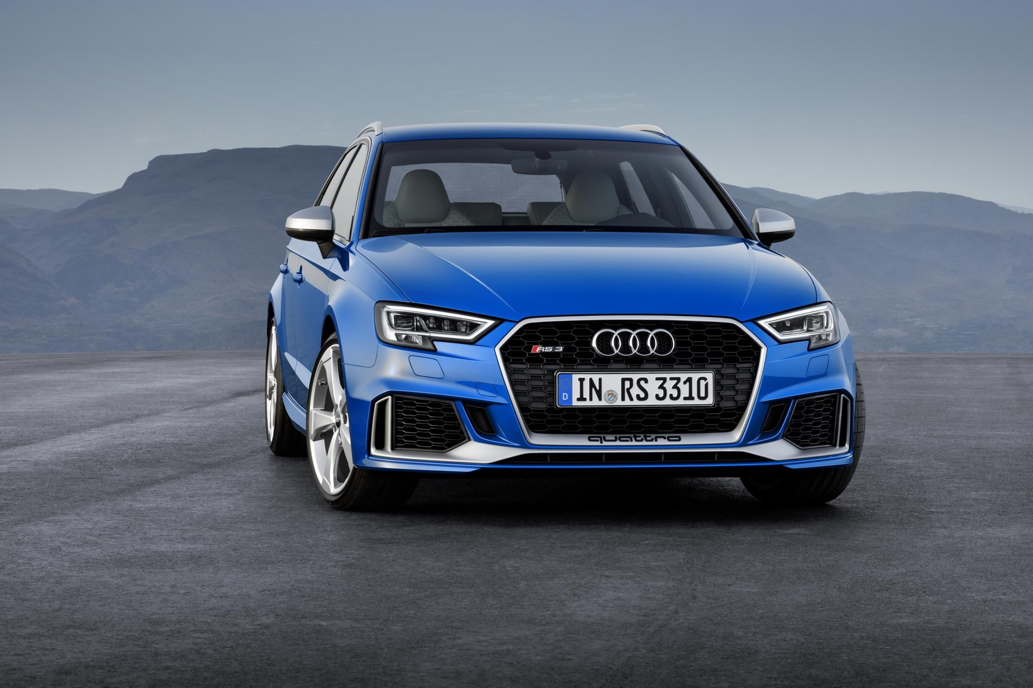 New Audi RS3 Sportback names its price | CAR Magazine