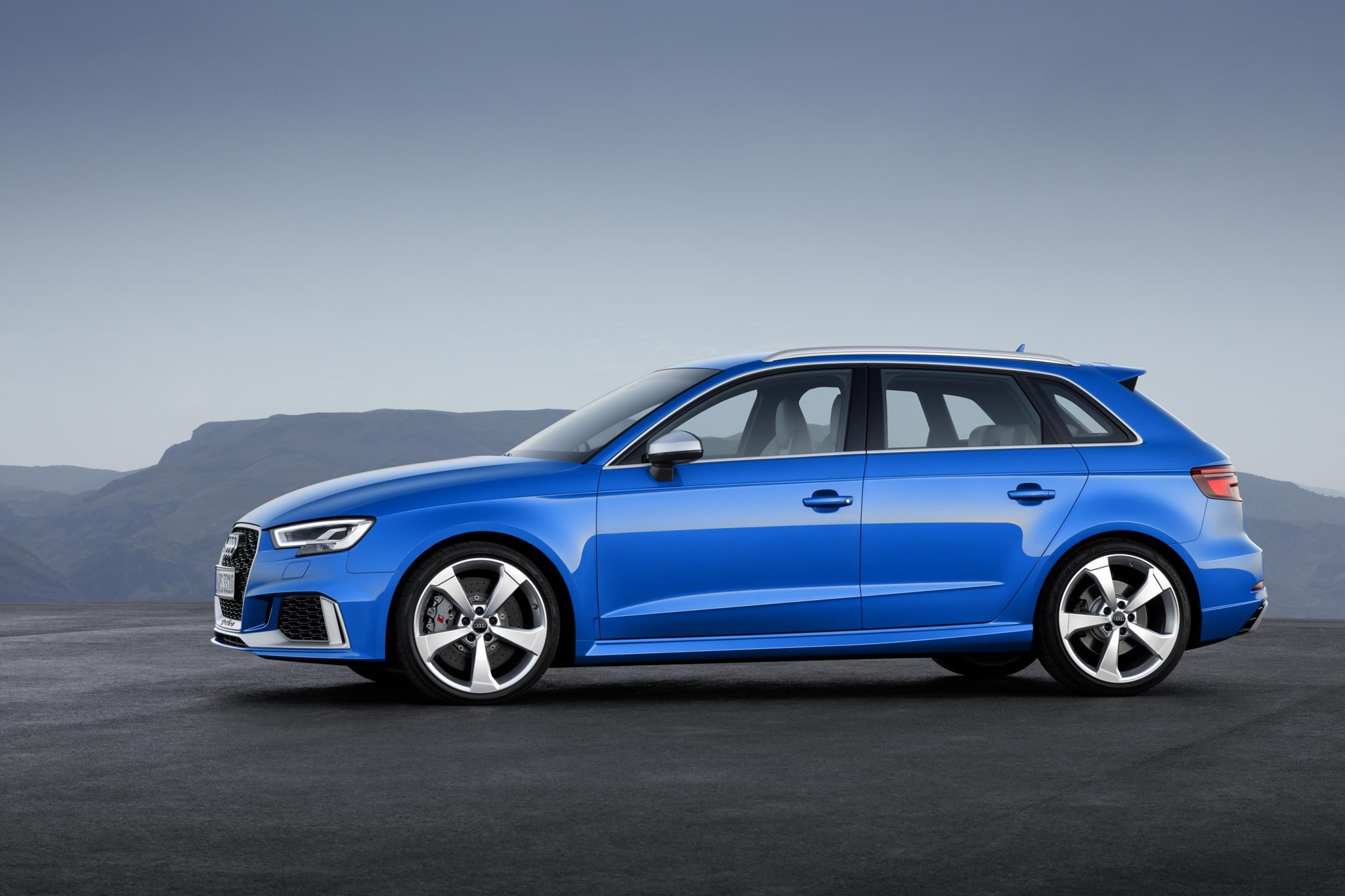 New Audi Rs3 Sportback Names Its Price By Car Magazine