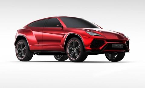 Lamborghini SUV concept