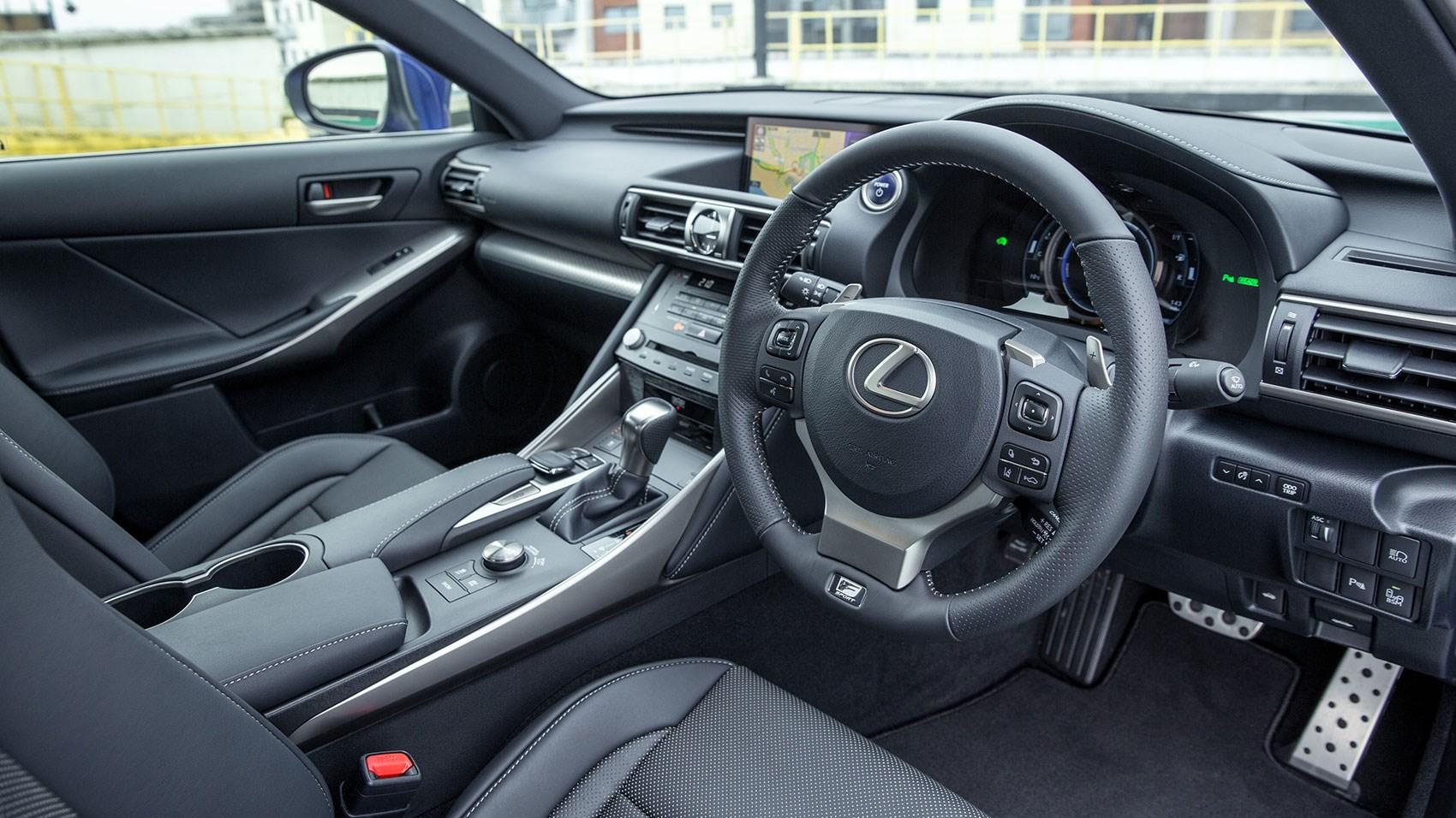 Lexus Is300h 2017 Review Car Magazine