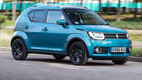 Suzuki Ignis 1 2 SHVS SZ5 4W (2017) review   CAR Magazine