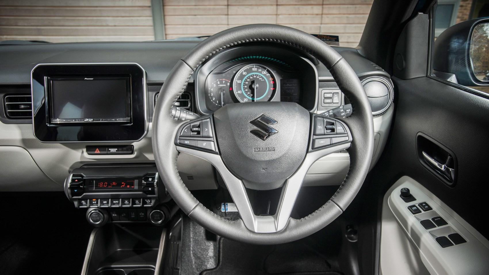 Suzuki Ignis 12 SHVS SZ5 4W 2017 Review
