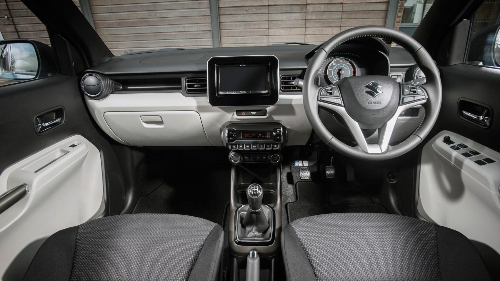 Suzuki Ignis 12 Shvs Sz5 4w 2017 Reviewcar Magazine