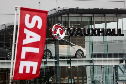 For sale: Vauxhall's UK operations (Getty)